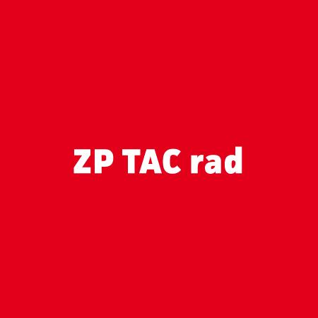 ZP TAC rad