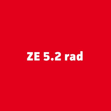 ZE 5.2 rad